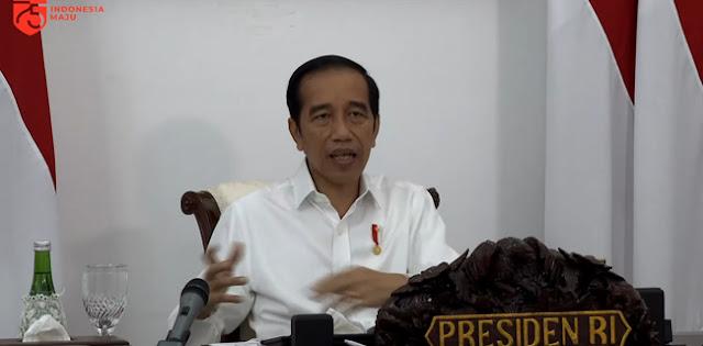 Anggaran Corona Baru Terserap 19 Persen, Jokowi: Kalau Masalahnya Di Regulasi, Segera Revisi!