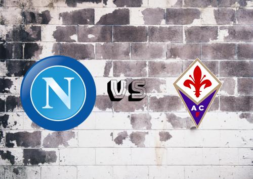 Napoli vs Fiorentina  Resumen y Partido Completo