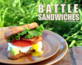 BATTLE Sandwiches