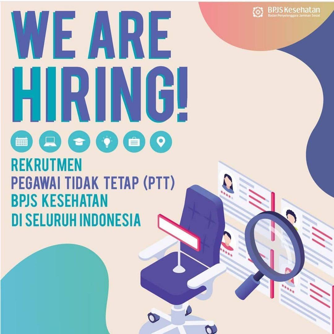 Lowongan Kerja BUMN Januari 2021 di BPJS Kesehatan Medan ...