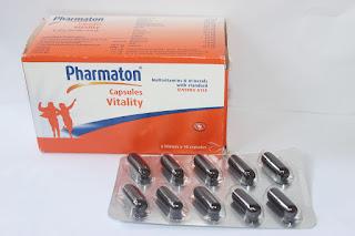 Viên bổ tổng hợp pharmaton