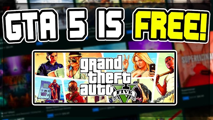 GTA 5 is free on PC: How to download the game