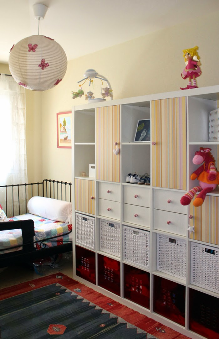 Ikea Hack Bookcase: A Closet On A Bookcase?
