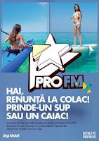 "Castiga un caiac gonflabil + o placa ""stand up paddle"" - concurs profm"