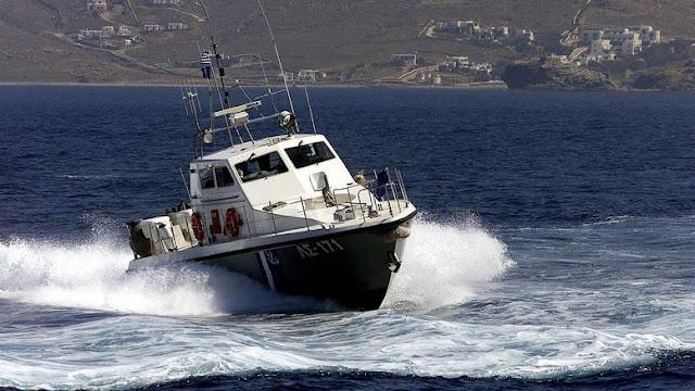 Πρέβεζα: Εντοπίστηκε Ιστιοπλοϊκό σκάφος με 17 μετανάστες
