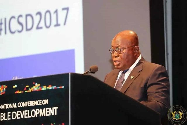 Akufo-Addo delivers maiden speech at UN General Assembly today