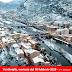 Ventimiglia, il drone riprende la città imbiancata e il video impazza sul web