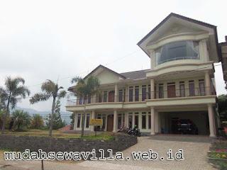 Villa Labagasta Lembang Private Pool 9 Kamar Dilengkapi Meeting Room