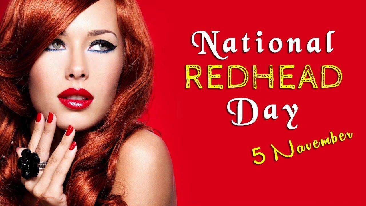 National Redhead Day Wishes pics free download