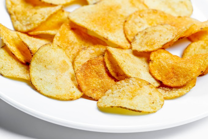 Chili Potato Chips
