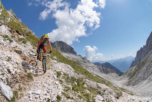 Biketouren Slowenien Bovec MTB
