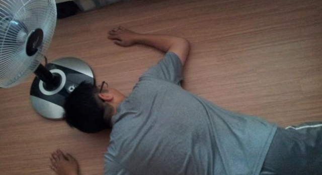 Ini Bahaya Tidur Sambil Menyalakan Kipas Angin