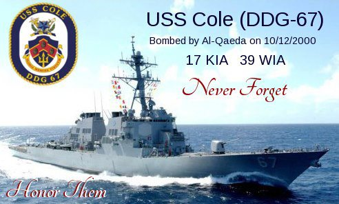 The Betrayal of the USS Cole