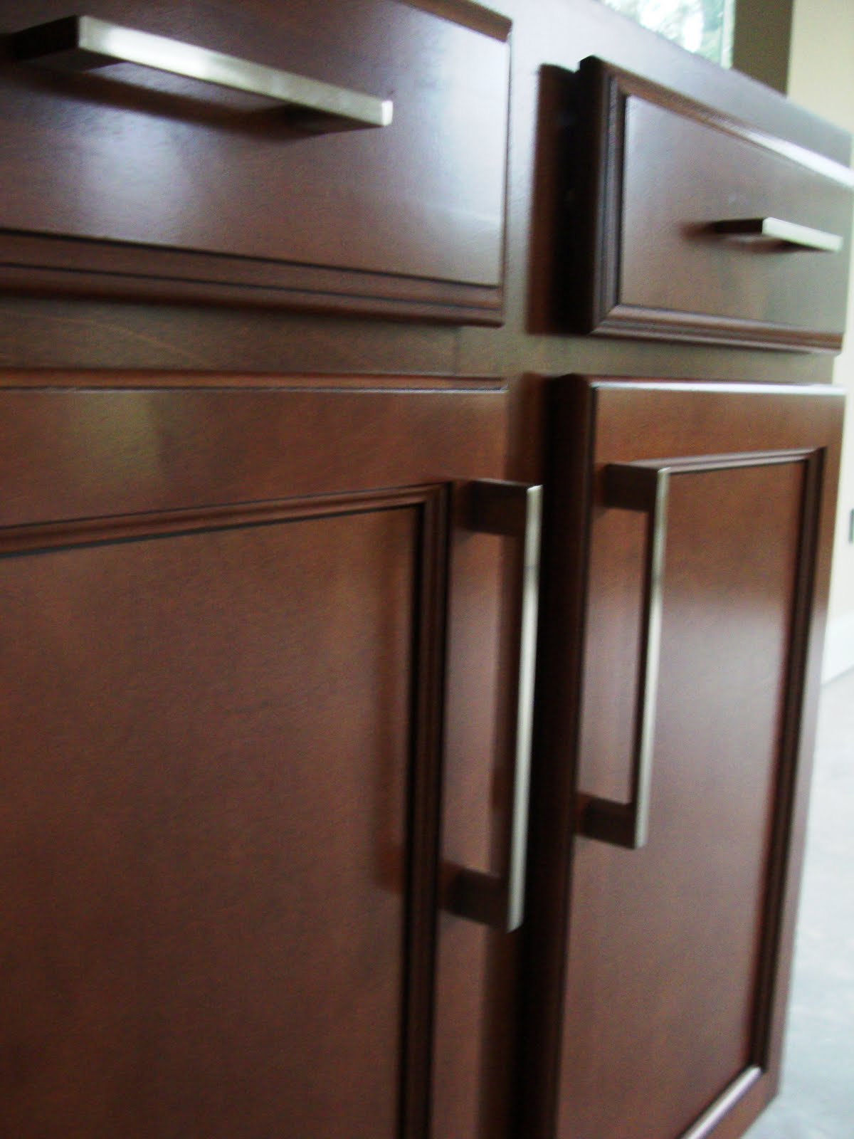 Kitchen Cabinet Hardware Pulls Cleaning Cabinets Michael Blanchard Handyman Services Small Projects That
