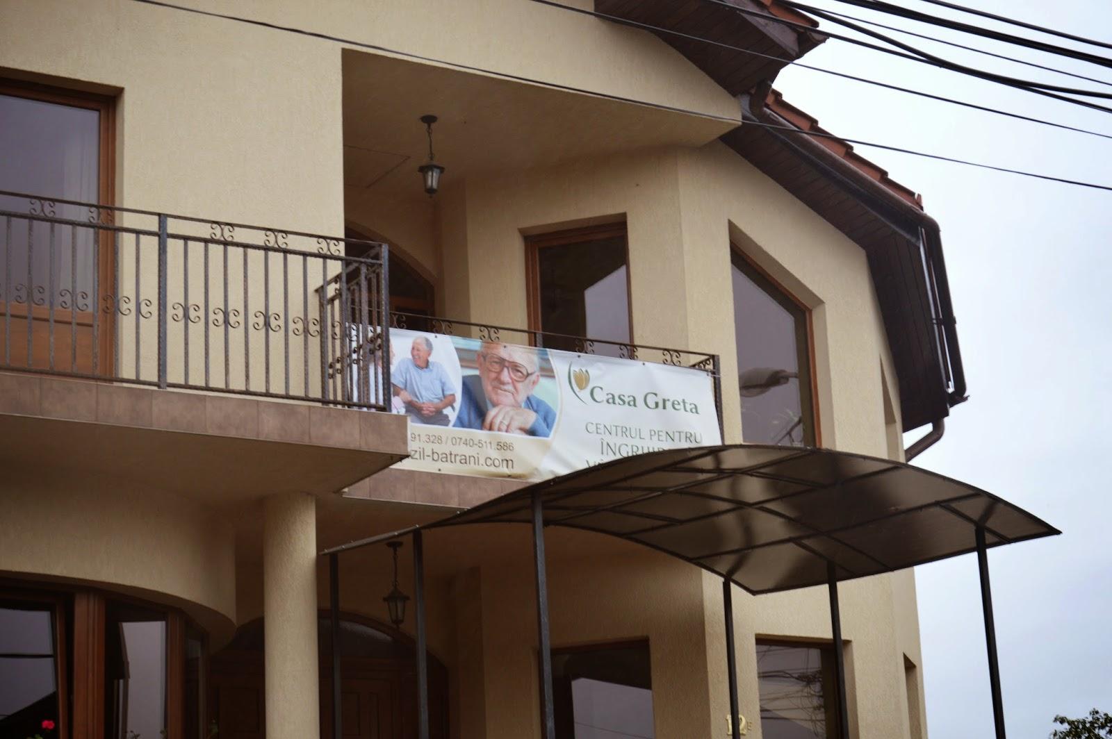 """Centrul pentru ingrijirea varstnicilor """"Casa Greta"""" Cluj-Napoca"""