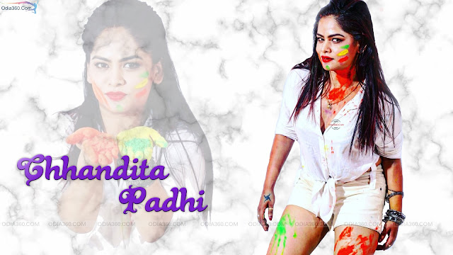 Hot Chhandita Padhi Ollywood Actress HD Wallpaper Download