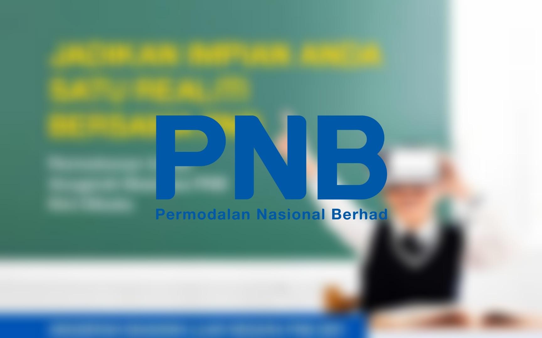 Permohonan Biasiswa PNB 2021 Online (Semakan Keputusan)