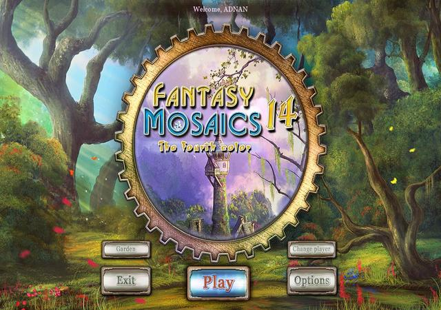 Fantasy Mosaics 14 - The Fourth Color « Pog Play | Don't ...