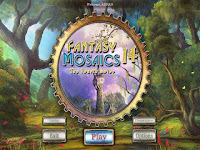 Fantasy Mosaics 14 - The Fourth Color