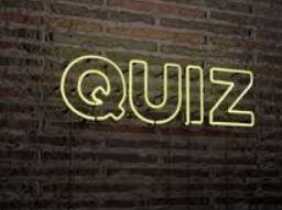 quizz γνωσεων
