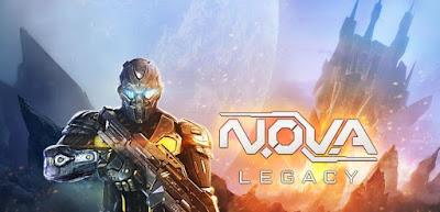 Download Game Android Gratis N.O.V.A. Legacy apk