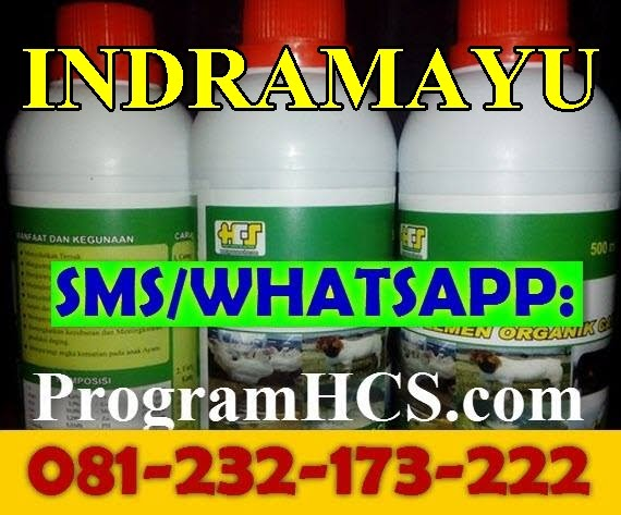 Jual SOC HCS Indramayu
