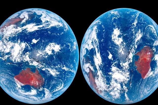 bentuk dan ukuran bumi