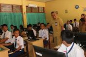 Demi Kelancaran UNBK, Kadisdik Sumenep Terjunkan 8 Tim Ke SMP Di 27 Kecamatan