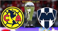 موعد مباراة كلوب أمريكا ومونتيري نهائي الدوري المكسيكي