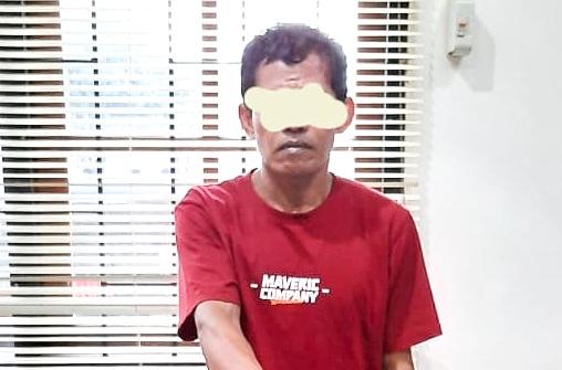 Edar sabu, Boncel tak berkutik saat dijemput Polisi