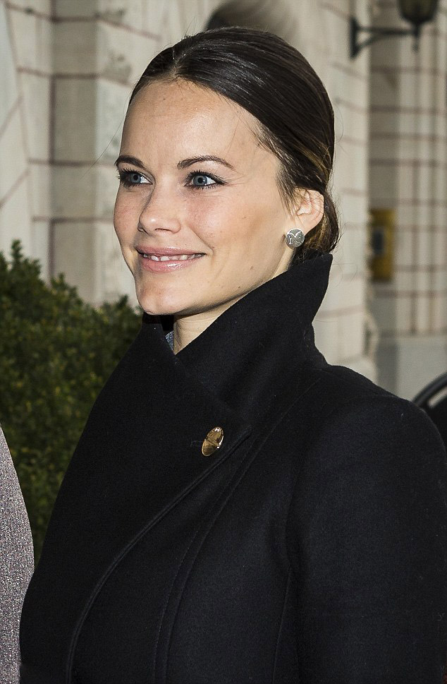 Royal family around the world princess sofia of sweden - Princesse sofya ...