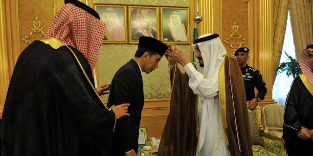 Raja Arab Saudi, Nahdlatul Ulama dan Islam Nusantara