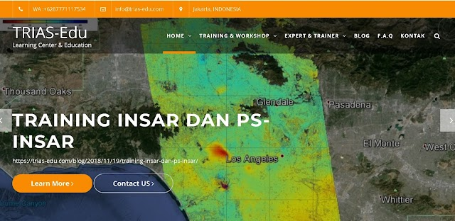 Info Training InSAR dan PS-InSAR