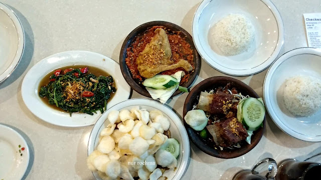 menu di warung leko tuban