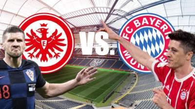 مشاهدة مباراة بايرن ميونخ واينتراخت فرانكفورت بث مباشر اليوم 18-5-2019 في الدوري الالماني