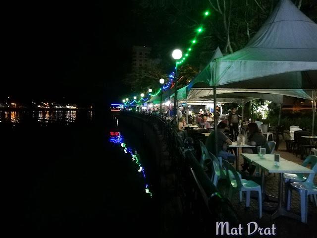 Tempat Makan Best Sedap di Kuching Percutian ke Kuching