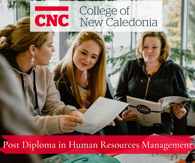 Post Diploma in Human Resources College of New Caledonia