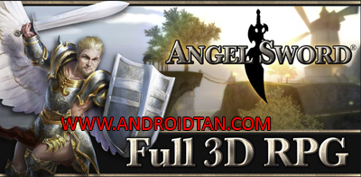 Angel Sword Mod Apk + Data 3D RPG v1.0.6 Unlimited Money Terbaru