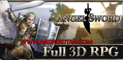 Angel Sword Mod Apk + Data 3D RPG v1.0.6 Unlimited Money Terbaru