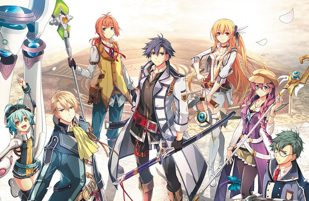 Trails of Cold Steel III Class VII