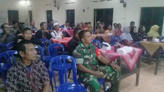 Musyawarah Desa Kaligawe Rembuk Stunting Tingkat Desa