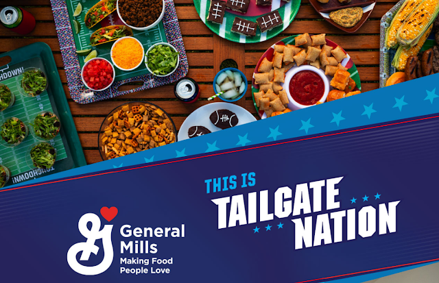 General Mills Brands are celebrating Football season and Football fans by giving you a chance to play their instant win game to win gift cards and other great prizes or maybe even $10,000 CASH!