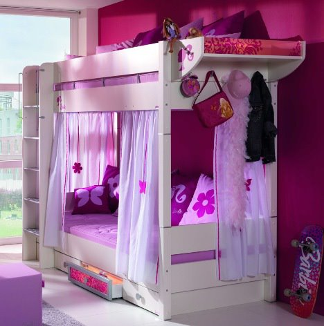 Best decorating ideas: Barbie Bedrooms for Teenager Girls