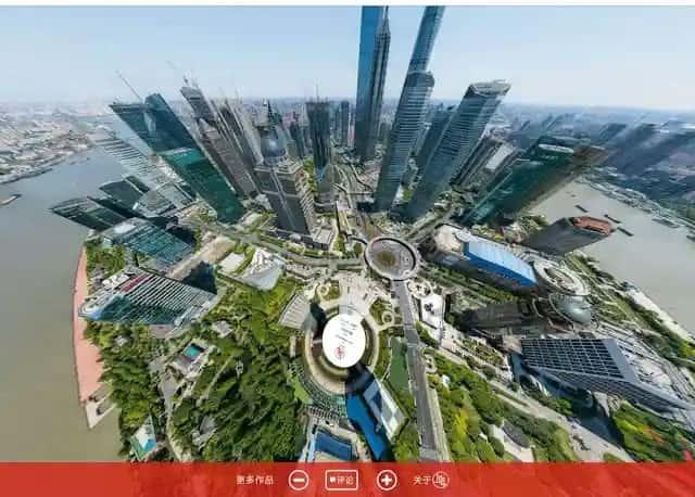 مدهش جدا .. صورة عالية الدقة لمدينة شنغهاي الصينية من ارتفاع مرعب . تستطيع من خلالها رؤية الوجوه وأرقام السيارات !!