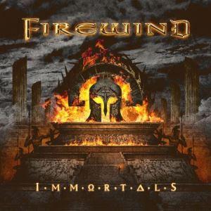 """Το βίντεο των Firewind για το τραγούδι """"Ode To Leonidas"""" από τον δίσκο """"Immortals"""""""