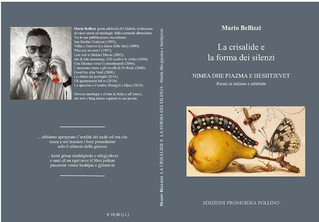 Il poeta Mario Bellizzi pubblica il suo libro in italiano e arbëresh