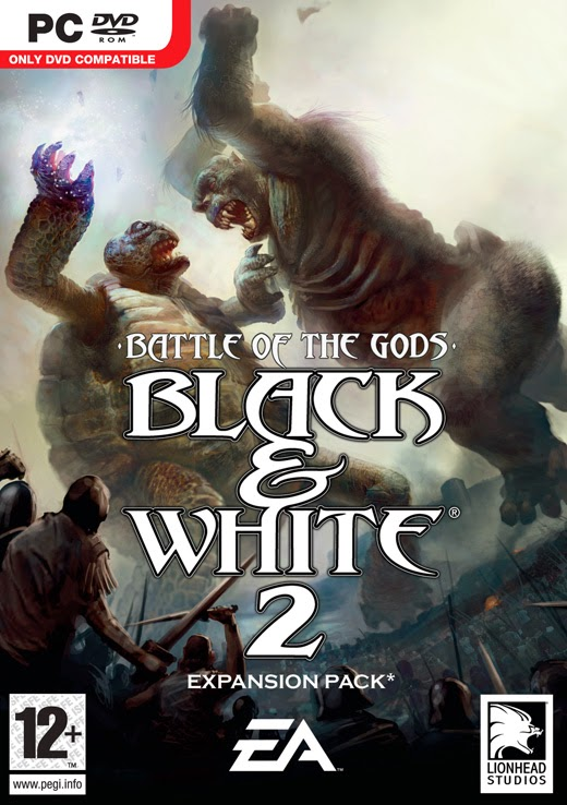 Black & White 2 / B&W2: Battle of the Gods [Add-On] - PC ...
