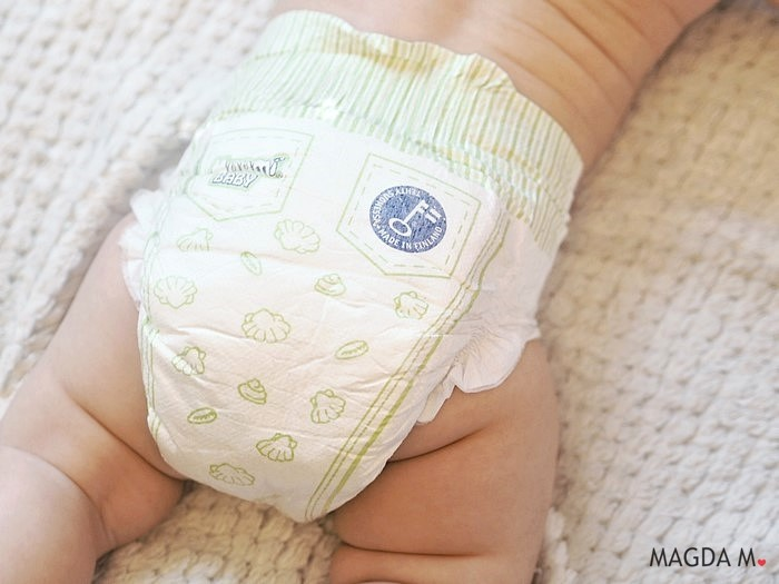 Pieluszki Muumi Baby opinie