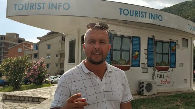 черногория, туристический сбор, туристический налог, черногория 2019, будва регистрация, петровац регитрация,