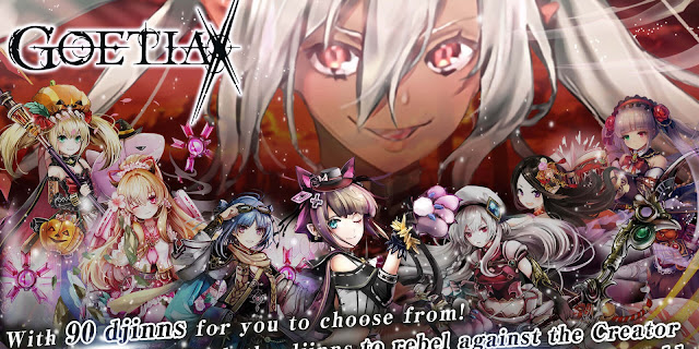 GoetiaX - Japanese Chibi RPG coming to the West
